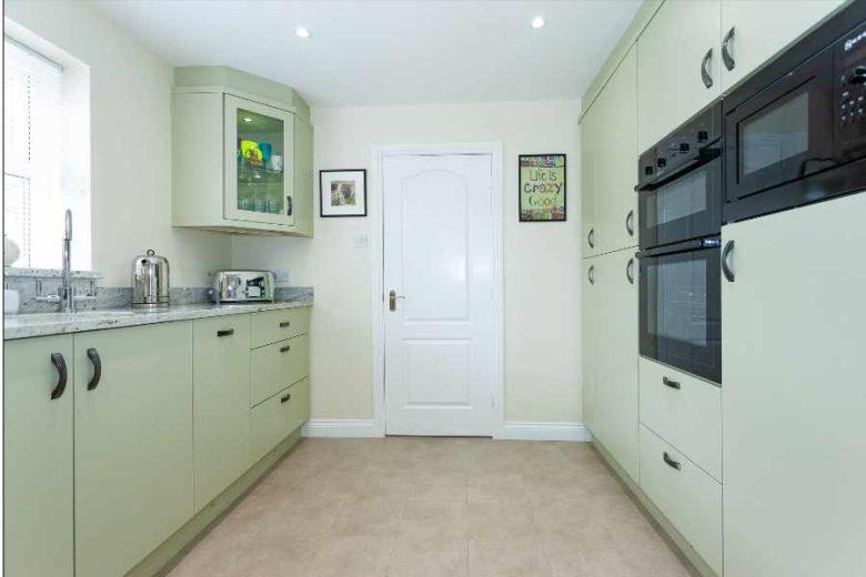 Kitchen-design-green