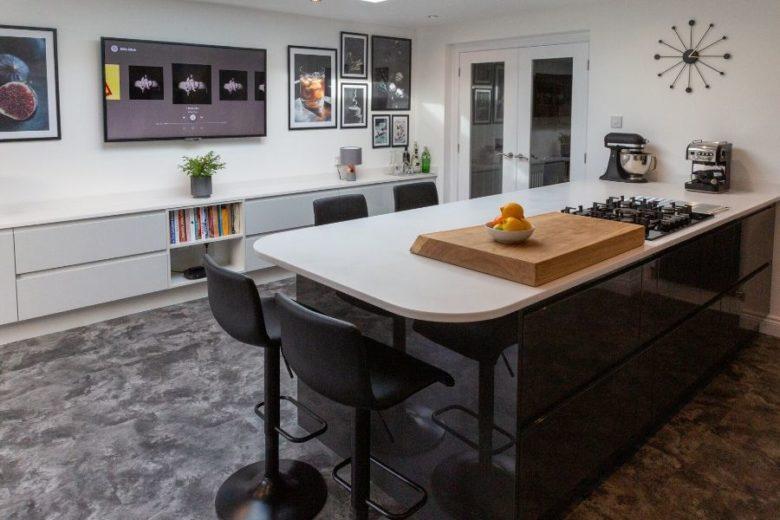 Open-plan-kitchens-stylish